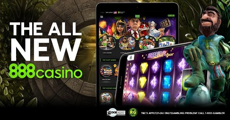 herziening van 888 Casino