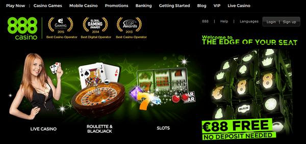 móvel 888 Casino
